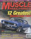 Muscle machines - Aug 2006